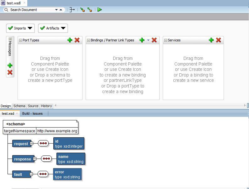 Xsd Java Example
