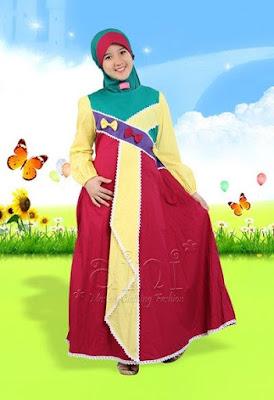 Baju Lebaran Anak Terbaru Long Dress