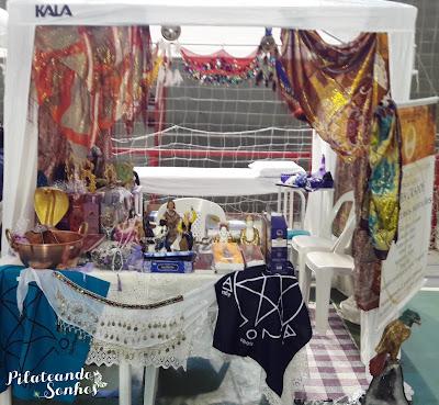 cristais, incensos, magia, cigana, esotérico, misticismo, terapia, filtro dos sonhos, ciana andrade, expo bem estar tamoios