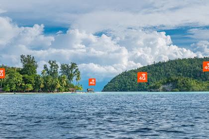 10 Destinasi Wisata Eksotis di Indonesia dengan Jaringan 4G LTE Net1