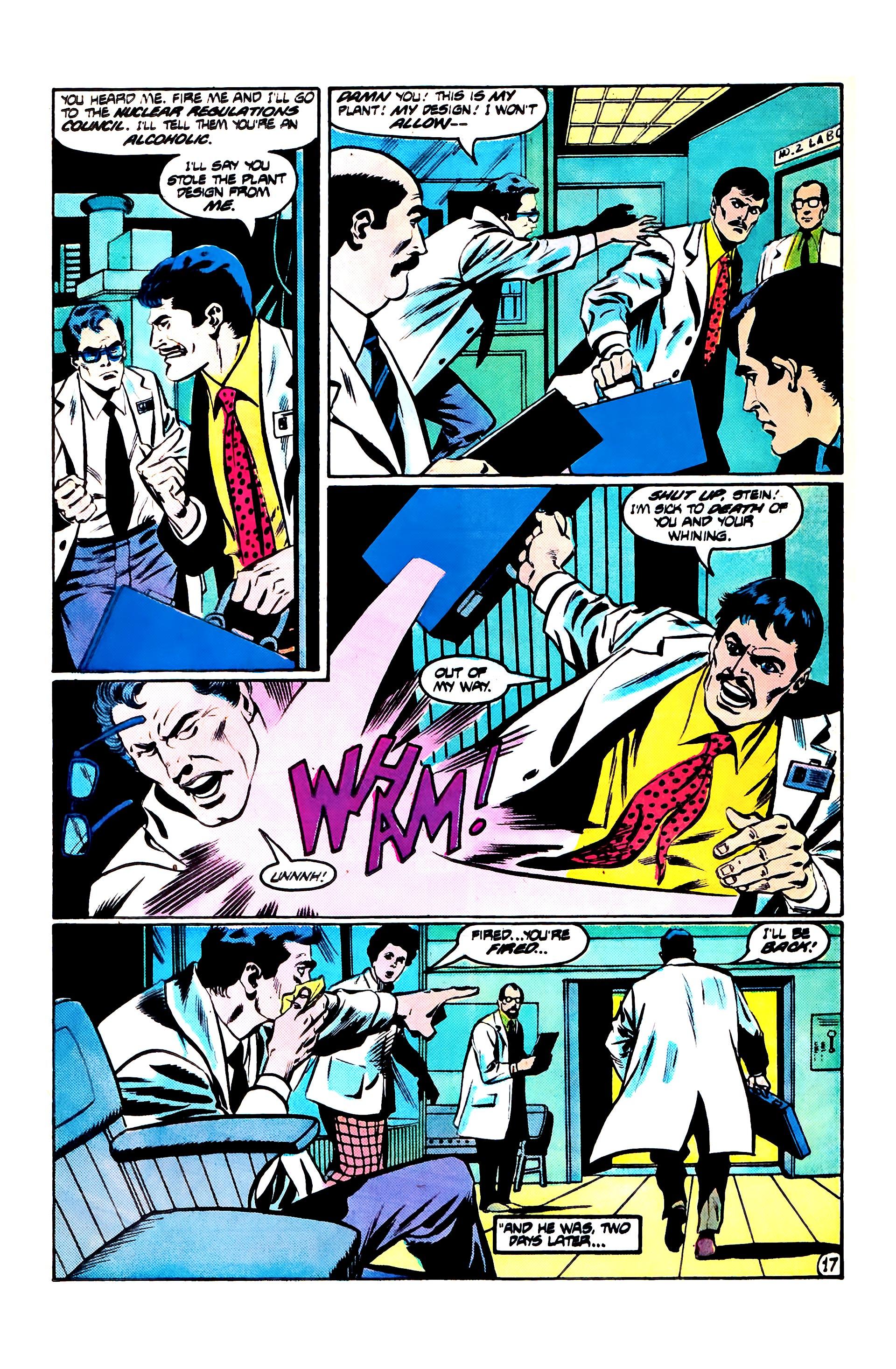 Read online Secret Origins (1986) comic -  Issue #4 - 25