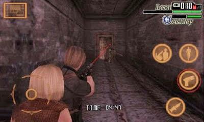 Resident Evil 4 APK+DATA - Andro Ricky