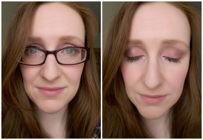 Summer wedding makeup look