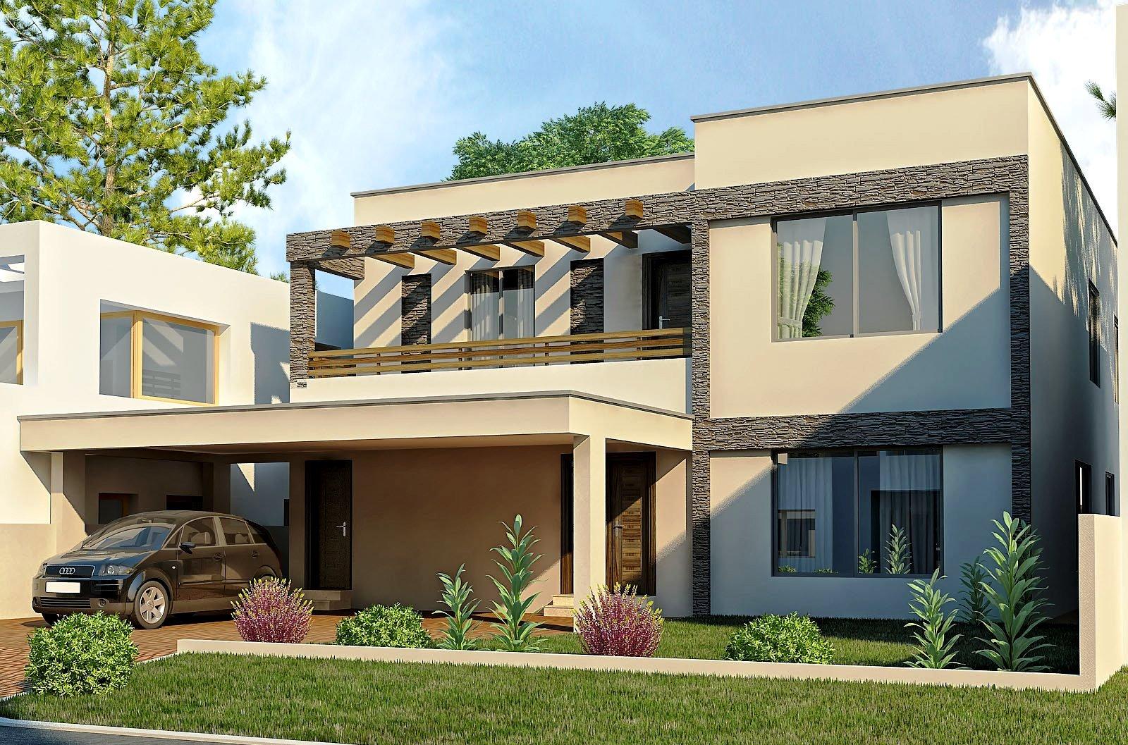 New home designs latest.: Modern homes exterior designs views.