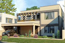 Home Design Latest. Modern Homes Exterior Views
