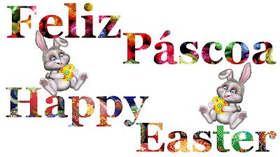 Palavras Feliz Páscoa