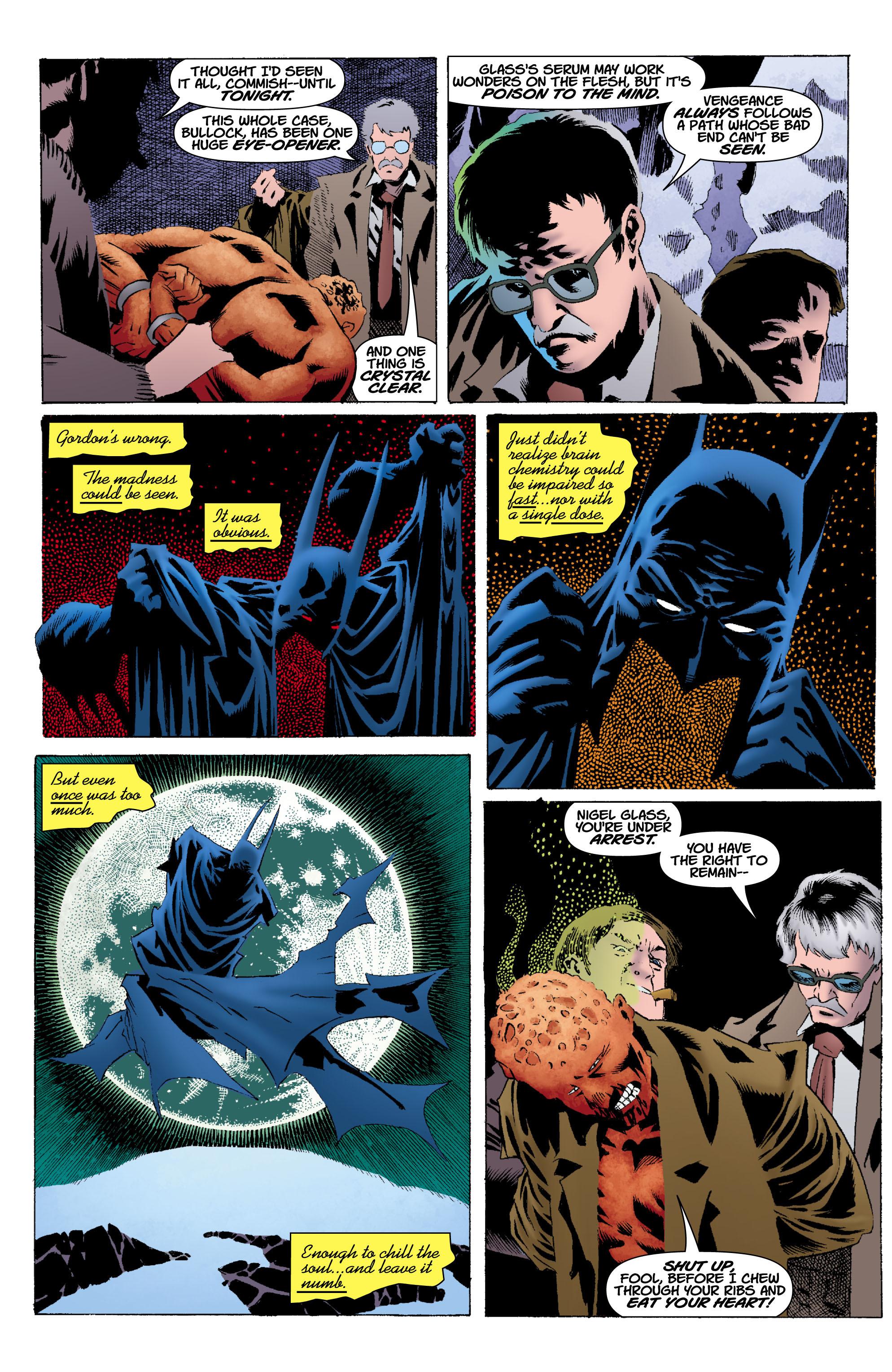Read online Batman: Unseen comic -  Issue #5 - 21
