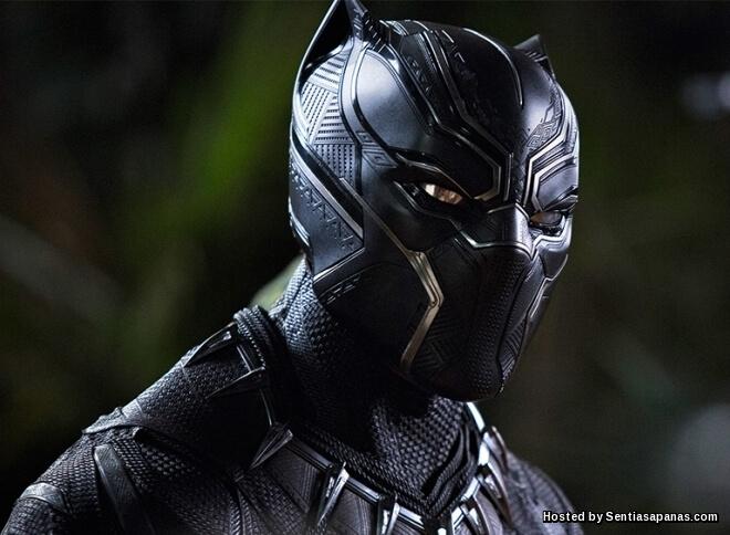 Adegan Pertarungan Black Panther Guna Silat Harimau