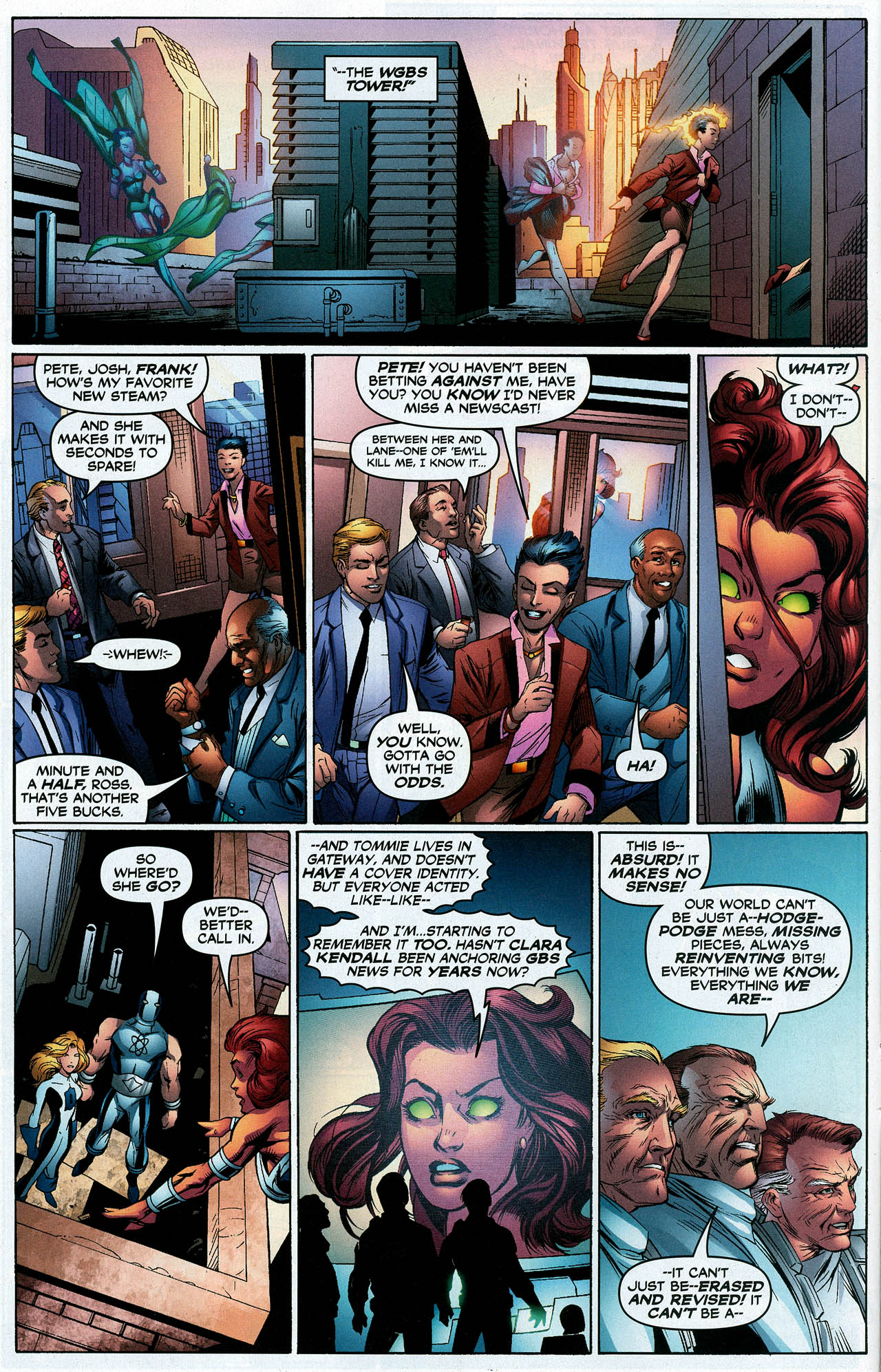 Read online Trinity (2008) comic -  Issue #23 - 12
