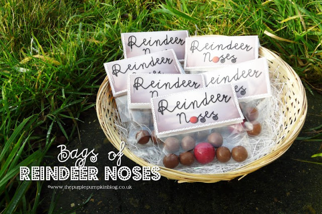 Bags of Reindeer Noses