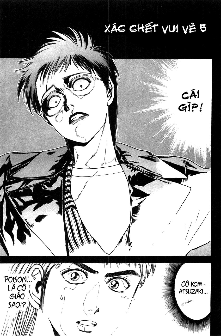 Psychometrer Eiji chapter 39 trang 2
