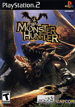 Monster Hunter PS2 GAME ISO