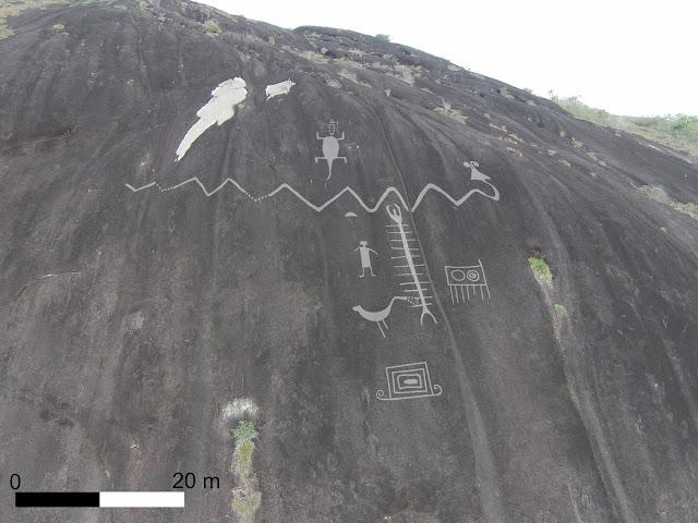 Venezuelan rock art mapped in unprecedented detail