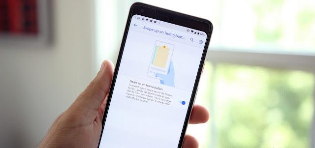 Aktifkan Navigasi Gesture di Google Chrome untuk Android
