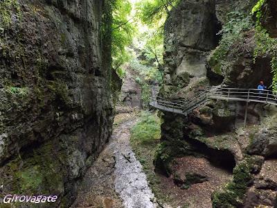 Canyon Rio Sass Val Non
