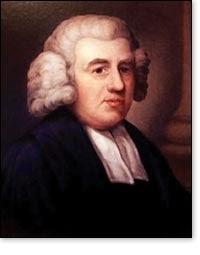 Xhon Njuton, Shpetimtari Jezu Krisht