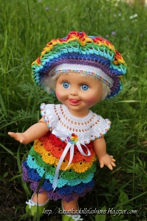 http://kasatkadollsfashions.blogspot.com/2014/06/rainbow-outfit-for-galoob-baby-face.html