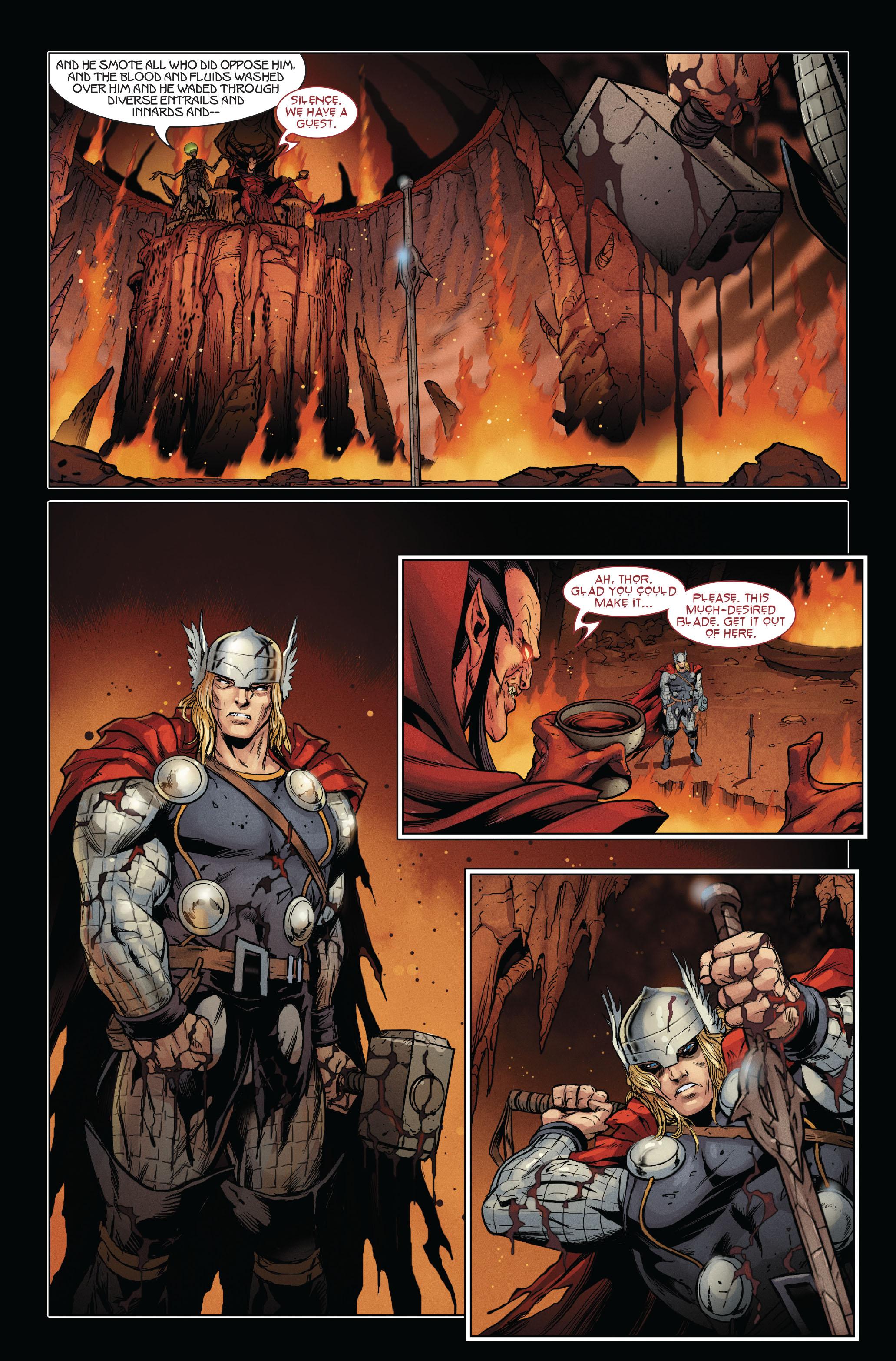 Thor (2007) Issue #613 #26 - English 21