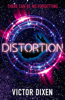 Distortion by Victor Dixen cover