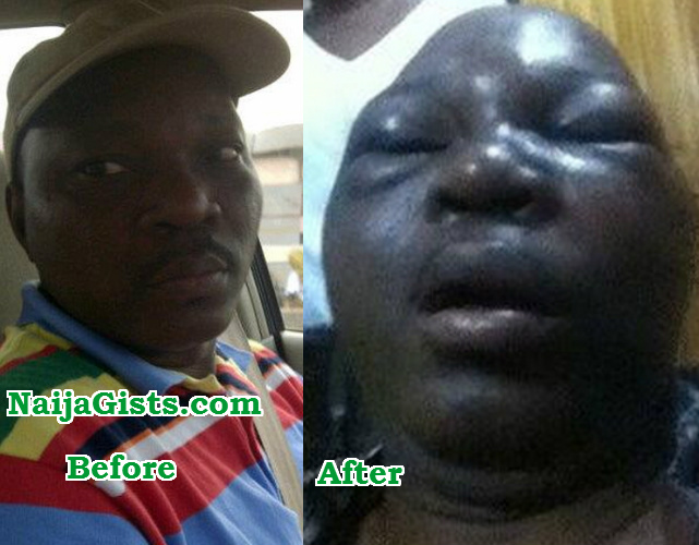 nigerian journalist beaten badagry lagos
