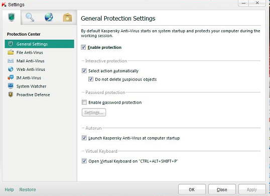 Kaspersky 30 Day Trial free download