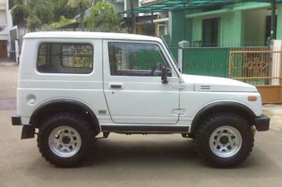 Tipe-tipe Suzuki Jimny Indonesia