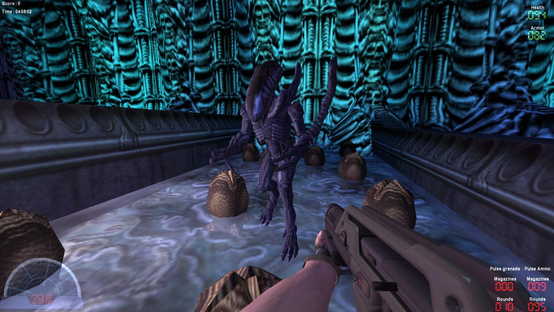 Retro Review - Aliens Versus Predator Classic   PC Game ...