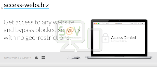 Access-webs.biz (Adware)