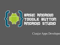 Cara Membuat Toggle Button pada Android Studio