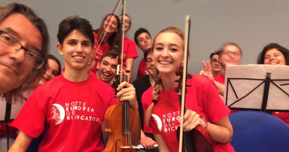 """01/10/2016... Sabato pomeriggio... Orchestra del Liceo Musicale """"Saluzzo - Plana""""...Ancora una meravigliosa serata!"""
