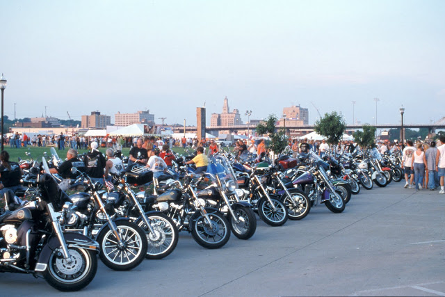 What motorcycle events are happening near you this year? Find out!