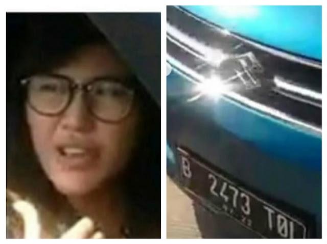 Wanita yang Terobos Rombongan Presiden di Tol Jagorawi Jadi Tersangka