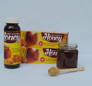 Jual madu hutan asli di medan