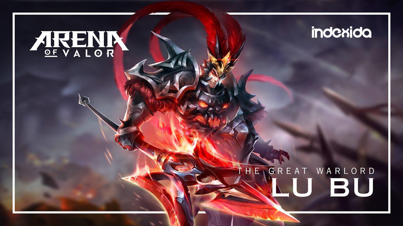 Arena Of Valor Hero Spotlight Wallpaper Indexida Indonesian Blogger