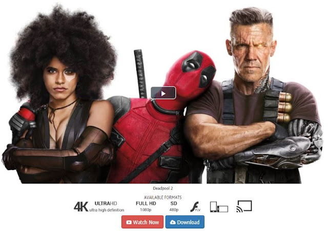 Deadpool 2 Full Movie Hd Best Movies Collection