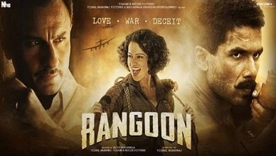 Rangoon Full Movie