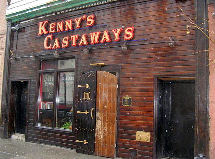 Kenny's Castaway's in Manhattan, New York