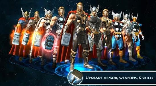 Download Thor: TDW - The Official Game Android