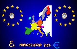 Matemáticas divertidas: El monedero del EURO