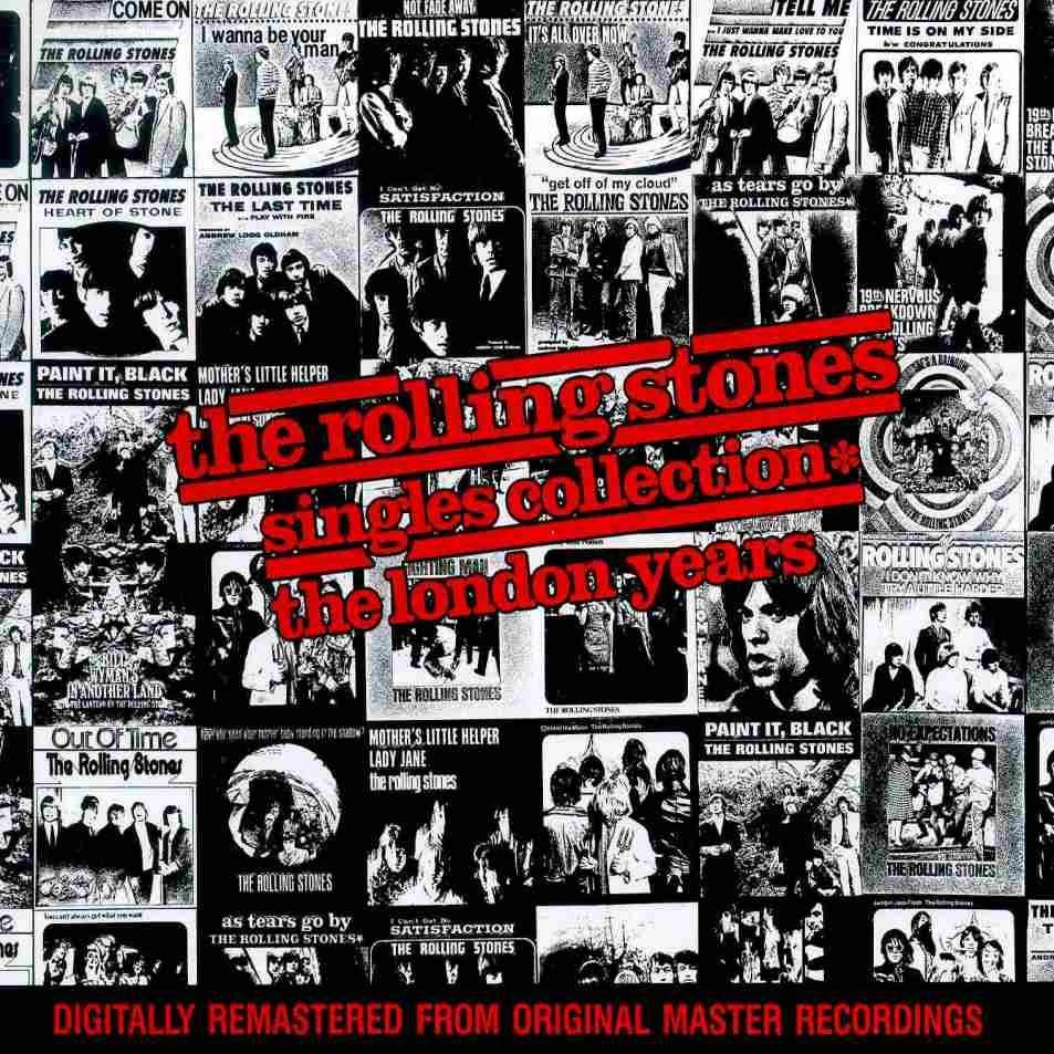 Oldrock News: The Rolling Stones - Singles Collection,The