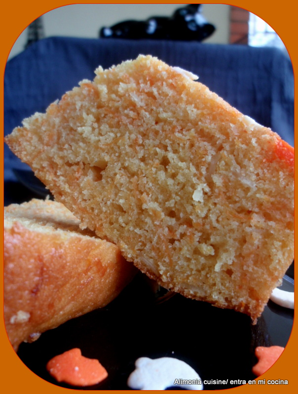 Cake Carotte Sal Ef Bf Bd Light
