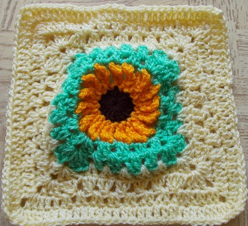 Sweet Nothings Crochet: 21 FLOWER GRANNY SQUARES