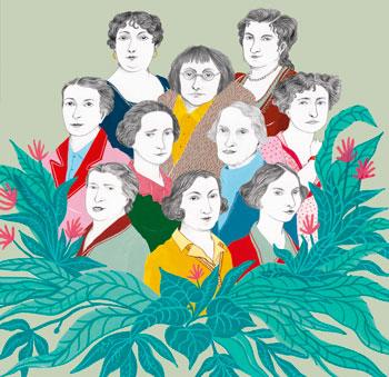 Mujeres de la cultura española