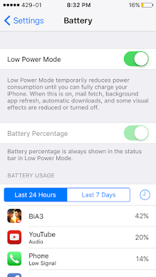 Is your iPhone battery is draining in iOS 11? Is there any way to improve or increase the battery life & performance and last longer in iOS 11?
