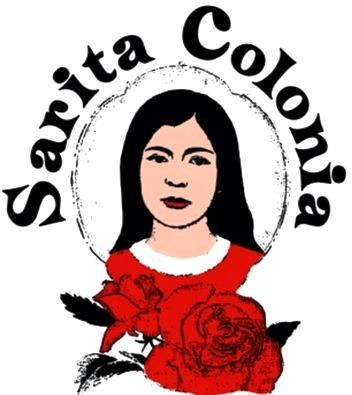 Dibujo de Sarita Colonia a color