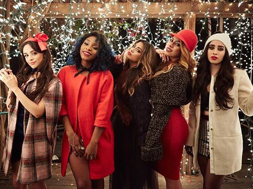 Fifth Harmony Christmas.Learn English Through Music And A Short Stories Fifth