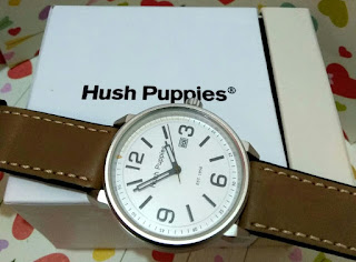 Jam tangan Hush Puppies ,Hush Puppies