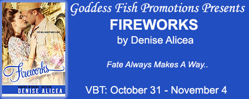 FIREWORKS & Giveaway