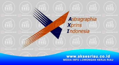 PT Astragraphia Xprins Indonesia Pekanbaru