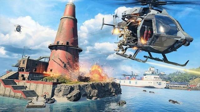 الكشف عن العدد الرسمي للاعبين خلال طور Blackout في النسخة النهائية للعبة Black Ops 4